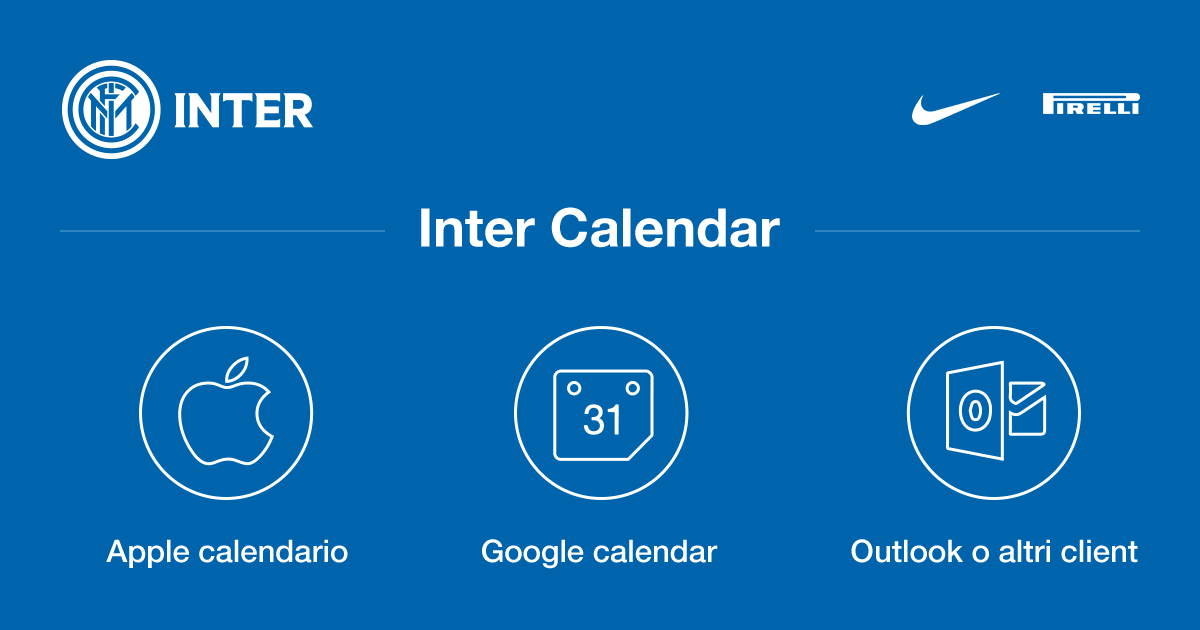 Interit Calendario.F C Internazionale Milano Official Website En Intercalendar